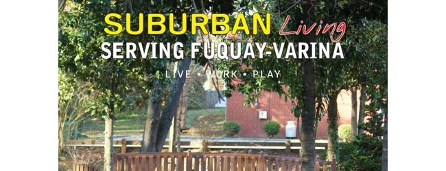 suburban living cover