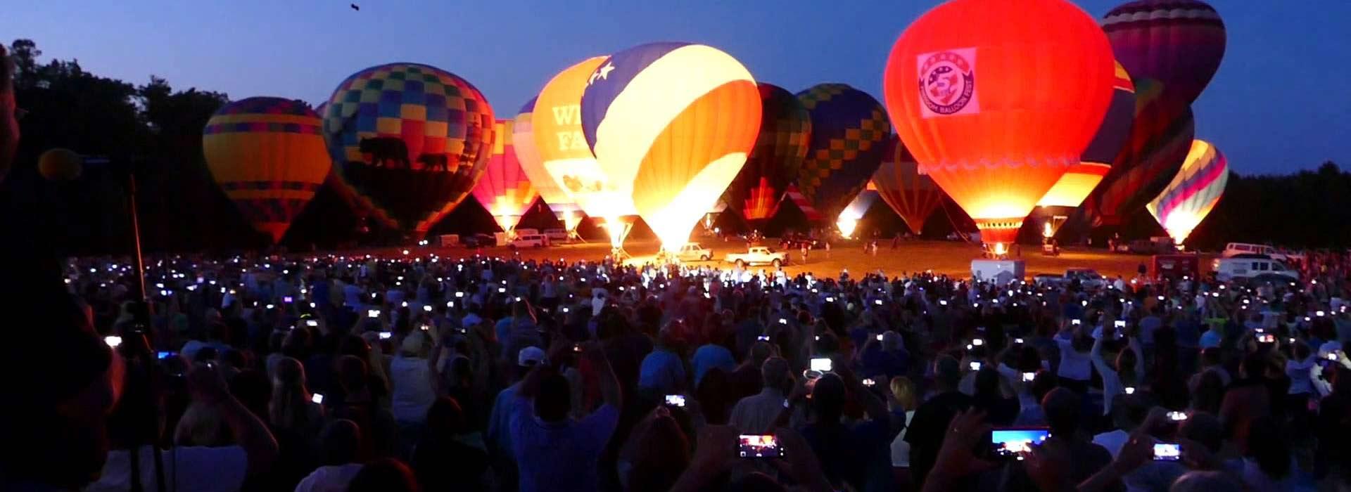 wral balloon fest