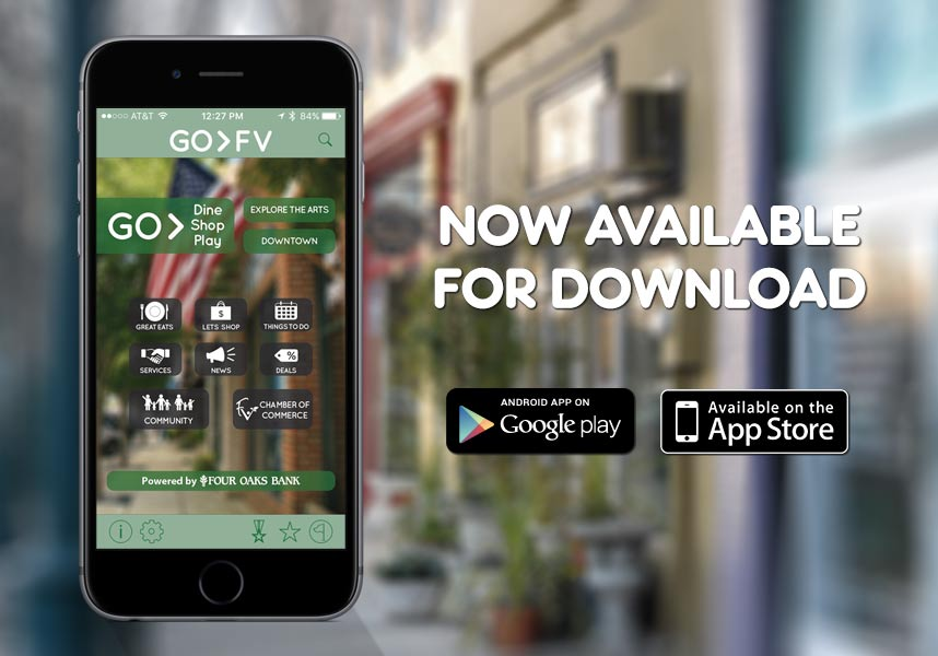 go fuquay-varina app available