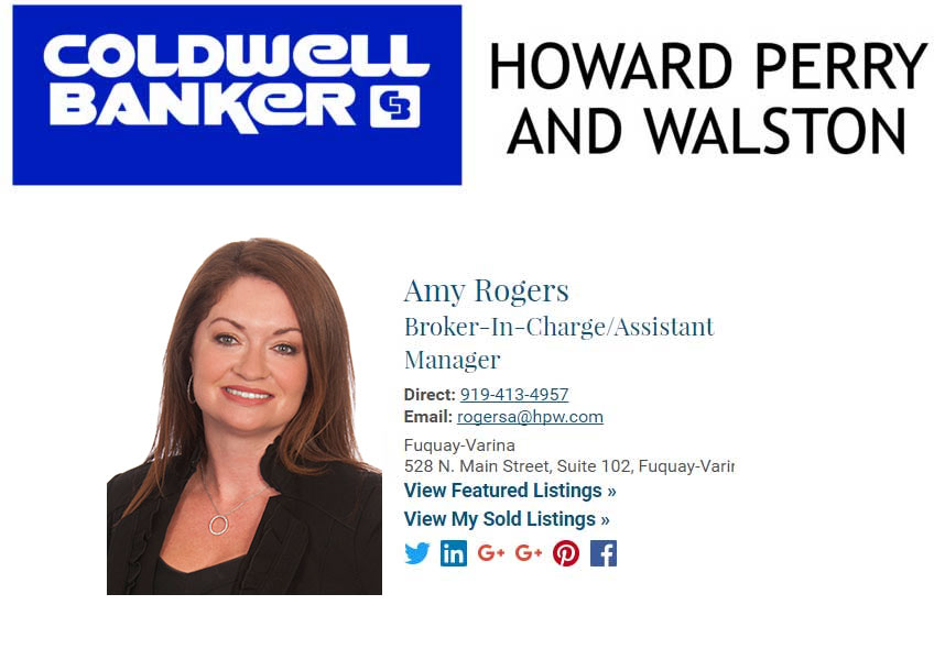 amy rogers coldwell banker