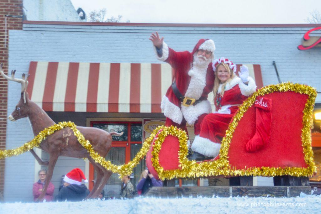 Fuquay Christmas Parade 2020 Christmas Parade   Fuquay Varina Chamber of Commerce